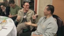 Yıllar Sonra Bir Araya Gelen Van Damme ve Bolo Yeung