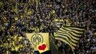 Dortmund taraftarının son dakika golu coşkusu