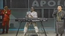 Stevie Wonder & Boy George - Part-Time Lover (1985)