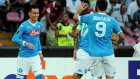 Napoli 5-0 Club Brugge (Maç Özeti)