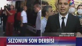 Canlı Yayında Küfür - A... A... Galatasaray
