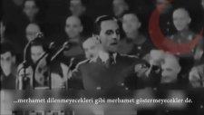 Nazi Almanyası Propaganda Konuşması - Joseph Goebbels