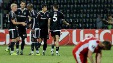 Skenderbeu 0 -1 Beşiktaş - Maç Özeti (17.9.2015)