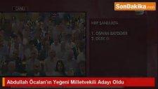 Abdullah Öcalan'ın Yeğeni Milletvekili Adayı Oldu