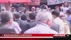Bekir Bozdağ'a Hacıbektaş'ta Protesto ve Yumruklama