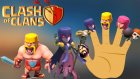 Clash Of Clans Finger Family Şarkısı