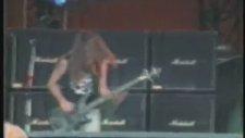 Efsanevi Bass Gitarist - Cliff Burton