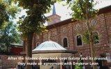 İstanbul'un İlk Camiisi  Arap Camii