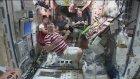 Nasa Astronotlarından Şükran Günü Yemeği