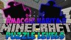 ŞİFRESİ ÇÖZÜLEMEYEN HARİTA !! - Minecraft Puzzle Levels (Puzzle Map) w/Gereksiz Oda,HappyLimon,Eylem