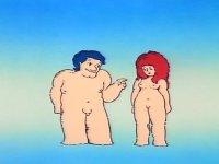Yasak Elmayı Yiyen Yılan - Allegro non troppo (1976)
