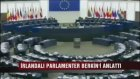 İrlandalı Parlamenterin Berkin Elvan Protestosu
