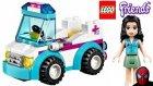 LEGO Friends Oyuncak Ambulans 41086 Veteriner Seti
