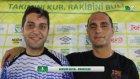 Muhafızlar vs Aksu Team Basın Toplantısı Antalya iddaa RakipBul Ligi 2015 Kapanış Sezonu