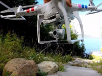 Drone ile Diş Çekmek