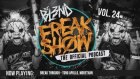FREAK SHOW VOL.24 - DJ BL3ND (Electro House 2015)