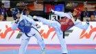 Kadınlar 67 kiloda Nur Tatar ve İrem Yaman bronz madalya kazandı
