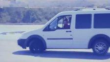 Önden çekişli araçla Drift