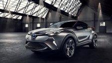 Toyota Yeni Hibrit SUV Konseptini Görücüye Çıkardı