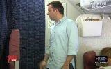1 Kadın 1 Erkek  Uçakta Sevişme