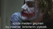 Batman: Kara Şövalye - Sorgu Sahnesi (Joker)
