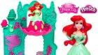 Play Doh Disney Prenses Ariel Denizaltı Kalesi Oyun Hamuru Seti