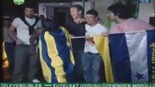 Rambo Okan'ın Fenerbahçe Şampiyonluk Kutlamasını Basması