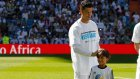 Ronaldo'dan Avrupa'ya insanlık dersi