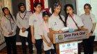 Şehit ve Gazi İsimlerini Okuyan İzciler Herkesi Ağlattı