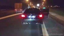 BMW M5 İle Ferrari'yi Madara Etmek