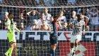 Juventus'un maçında ilginç gol!