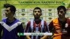 Mekan FK-FC Emekevler Maç Sonu / KOCAELİ / iddaa Rakipbul Ligi 2015 Kapanış Sezonu