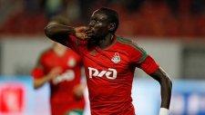 Niasse attı, Lokomotiv Moskova kazandı!