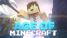 Age of Minecraft -1- Diamondları Hemen Buldum !