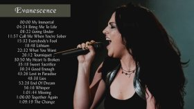 Evanescence - The Best Of Evanescence  Greatest Hits