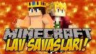 2 VS 2 | Minecraft | Lav Savaşları | Bölüm-2 | ft. İbrahimle Akıyoruz , AhmetAga ,TTO