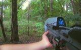 Lego ile Yapılan Gerçek Ölçekli Muhteşem Halo 5 Saldırı Tüfeği