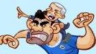 Mourinho ve Diego Costa'nın animasyonunu yaptılar