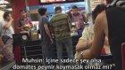 Yüzsüz Dilenciler Burger King Trollemece - Kamera Şakası