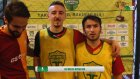 Ali - Hanifi - Hasan - Ultra Afk / ESKİŞEHİR / iddaa Rakipbul Ligi Kapanış Sezonu 2015