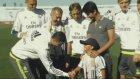 Ronaldo ve Zaid buluştu!