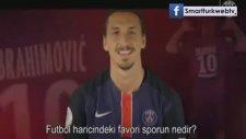 Zlatan Egoviç ile 1 dakika
