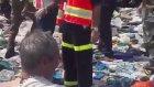 Hac'da Yaşanan Faciadan İlk Görüntüler