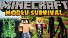 Minecraft Türkçe Modlu Survival - ENDERMAN BİZE TECAVÜZ EDİYOR! - w/Wolvoroth Gaming (FTB Unleashed)