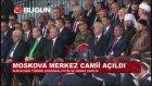 Moskova'da 10 Bin Kişilik Camii Açmak