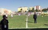 Siirt'teki Maçta Asker Selamı Verince Taş Yemek  Karşıyakaspor
