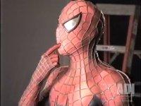 Spider-Man - Kostüm Testi (2002)