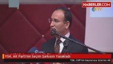 YSK'nın AK Partinin Seçim Şarkısını Yasaklaması