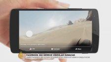 Facebook'tan 360 Derece Video Açılımı