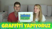 Bi Meric Bi Ebru Graffiti Yaparsa  SimCey'e Teşekkürler